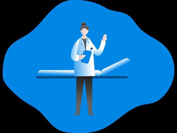 System hotelowy Medical