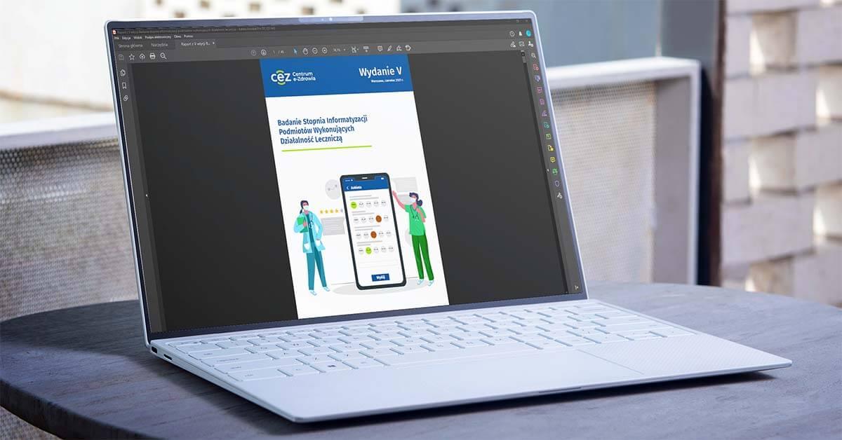 Raport Centrum e-Zdrowia